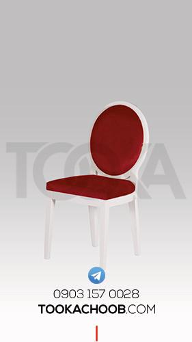 صندلی سرویس خواب نوجوان مدل دریم توکا چوب - توکا وود