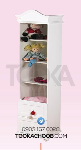 بوفه سرویس خواب نوزاد مدل تیس توکاچوب - توکاوود