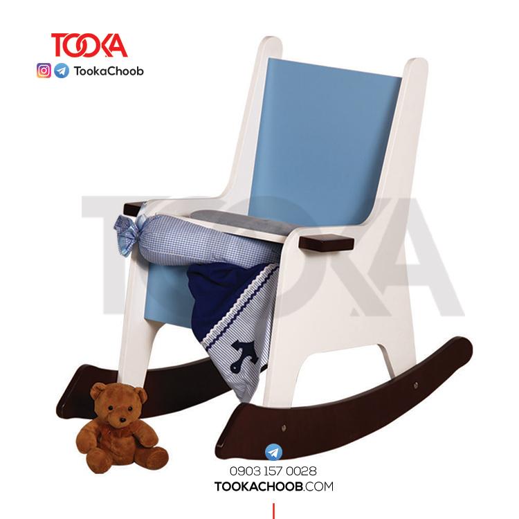 صندلی راکینگ چیر توکاچوب - توکاوود
